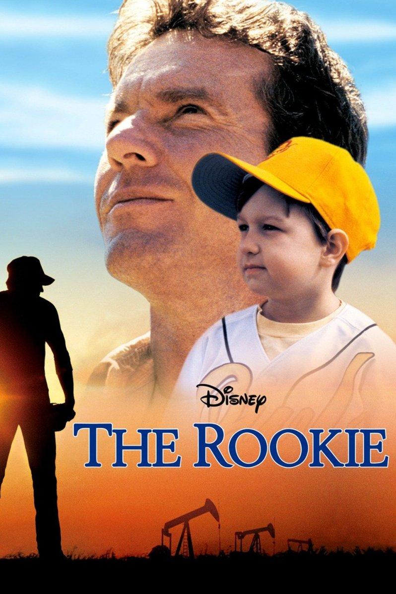 The Rookie Disney Movie