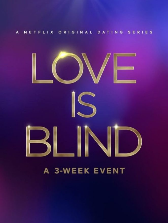 love is blind netflix poster