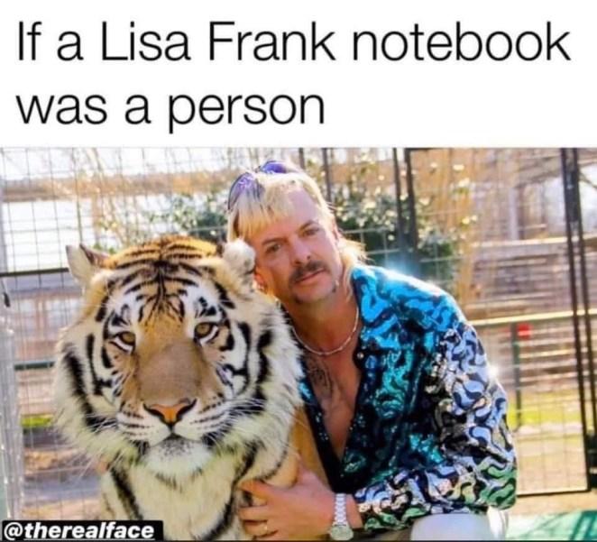 funny tiger king memes