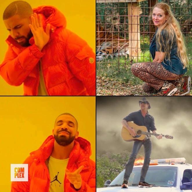 the funniest tiger king meme