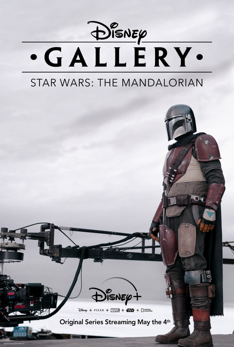 what to watch may 2020 Disney Gallery The Mandalorian