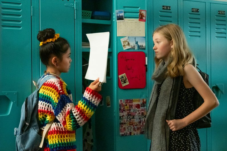 the babysitters club netflix series review