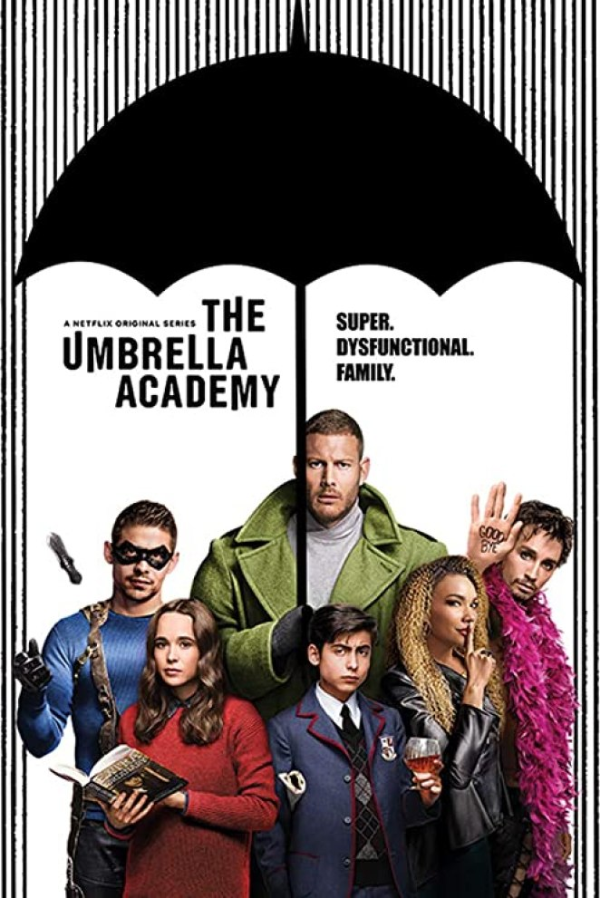 what to watch July 2020 umbrella academy season 2