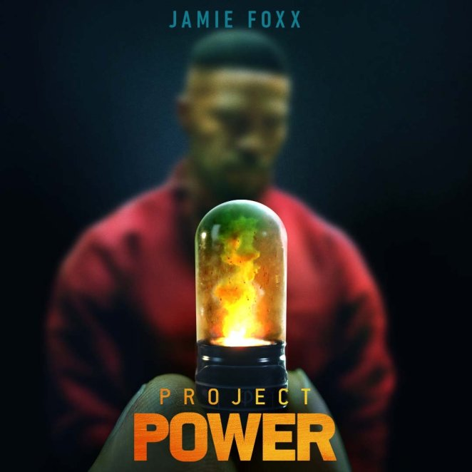 Project Power Jamie Foxx