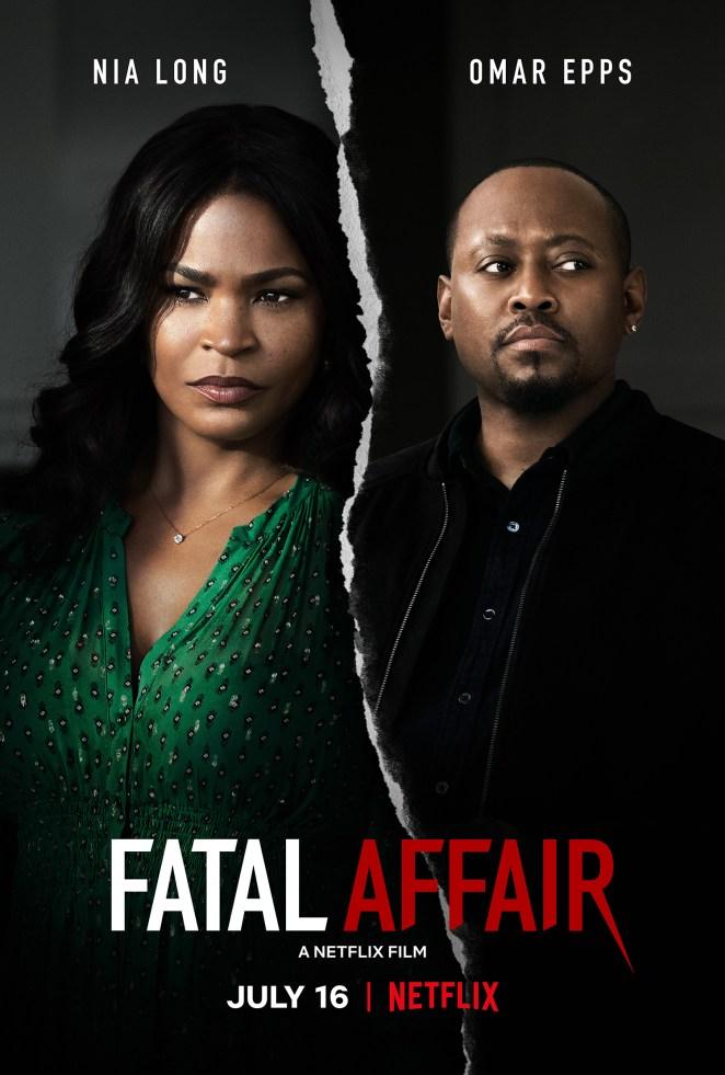 fatal affair netflix movie poster