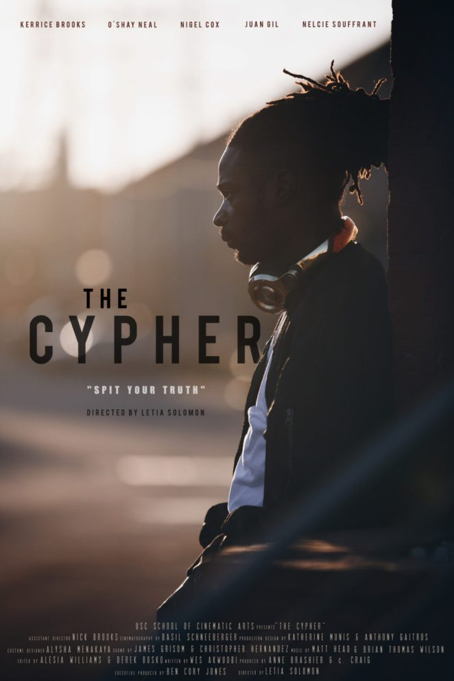 the cypher movie