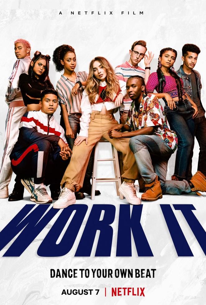 work it netflix poster