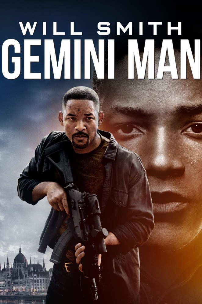 what to watch september 2020 gemini man 2019 movie poster