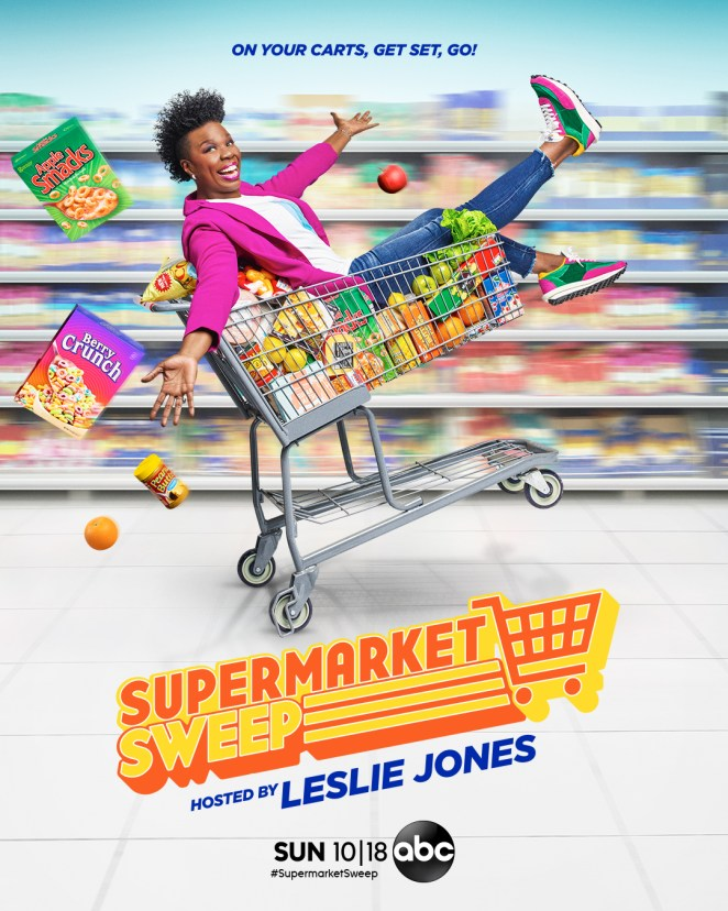 supermarket sweep reboot 2020 leslie jones
