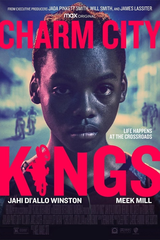 charm city kings poster