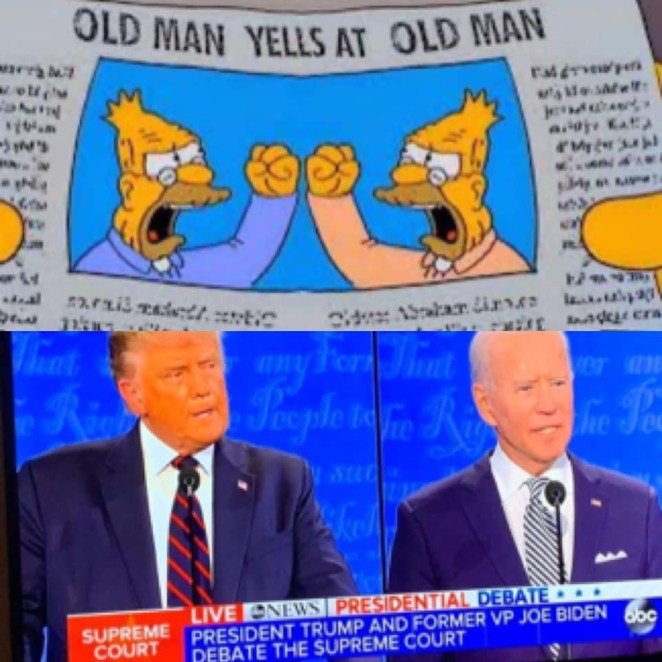 election day 2020 memes the simpsons