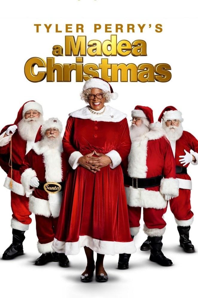 Black Christmas movies currently streaming A Madea Christmas