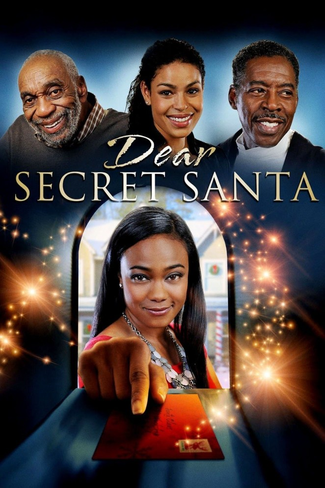 Black Christmas movies currently streaming Dear Secret Santa