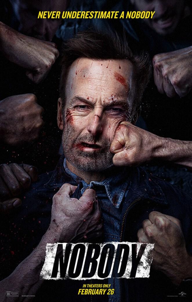 Nobody movie 2021 poster