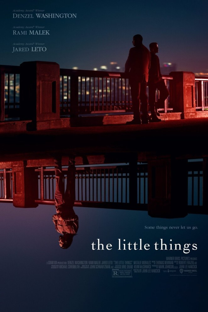 The Little Things movie poster