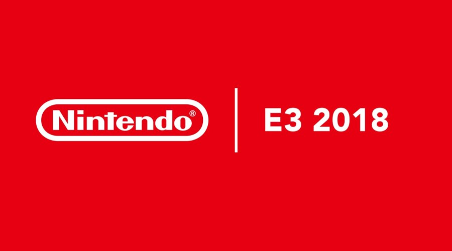 Nintendo Switch E3 2018