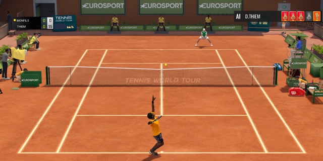 Tennis World Tour 6