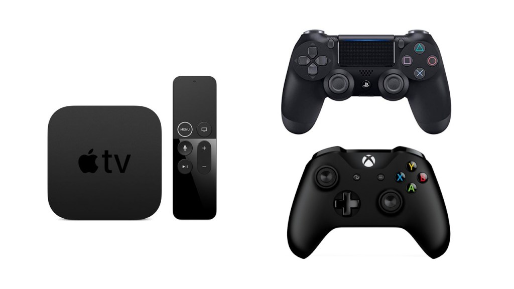 Apple tv manette xbox one - PS4