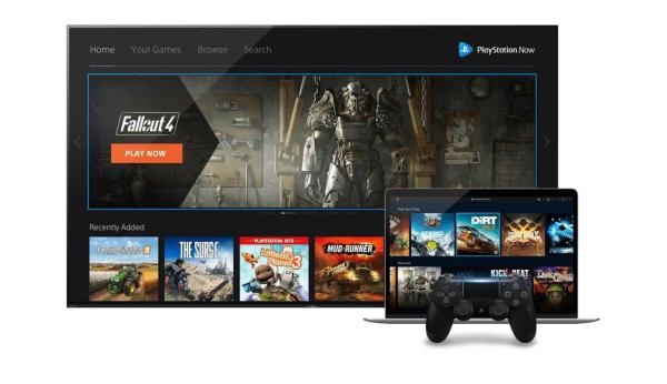 Cloud Gaming : Playstation now