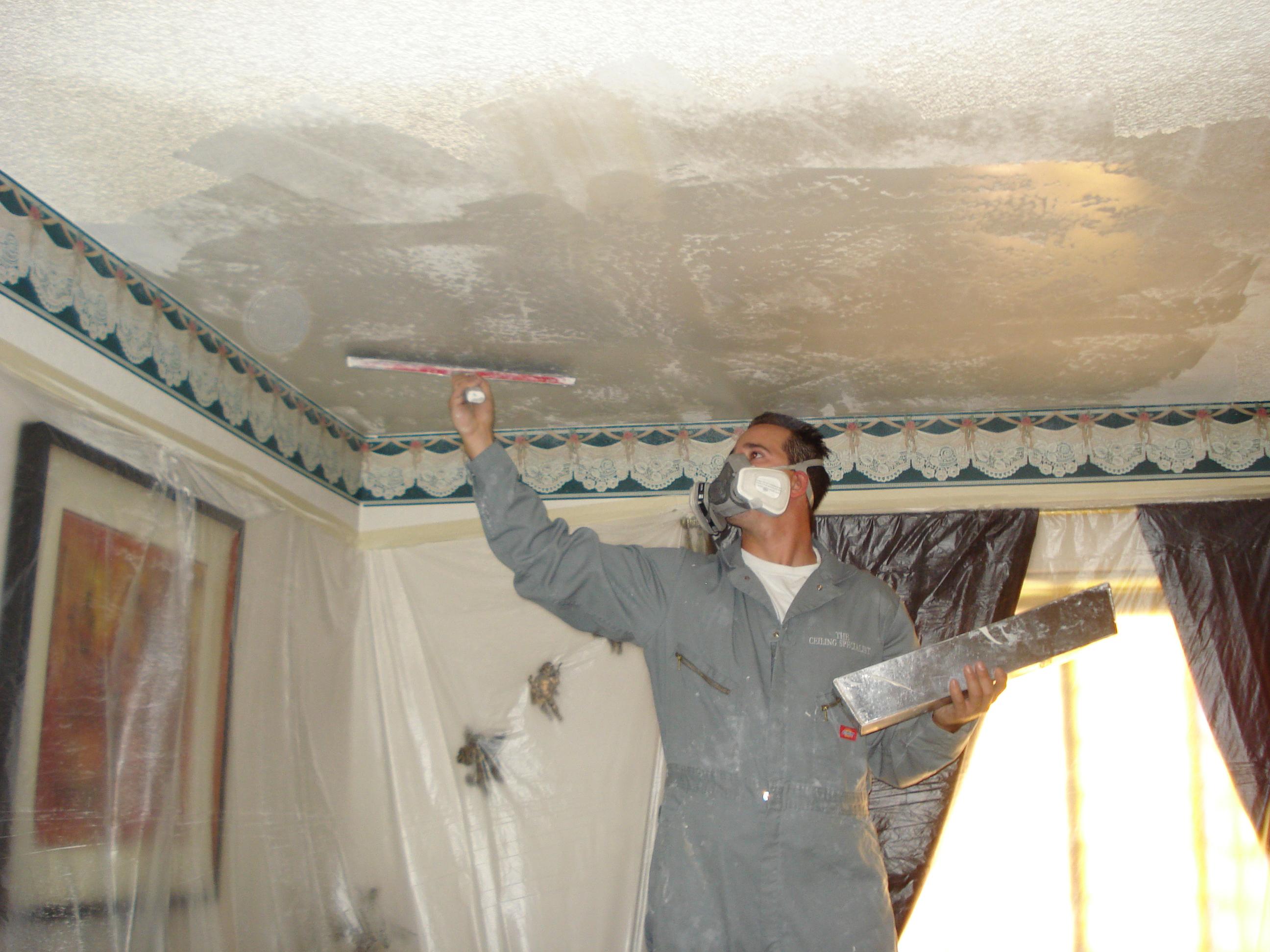 Cost To Skim Coat Ceiling Www Lightneasy Net