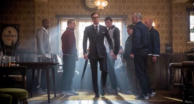 Kingsman: The Secret Service, Twentieth Century Fox