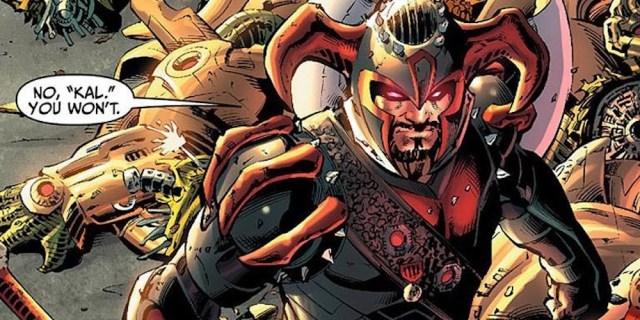 Steppenwolf, DC Comics