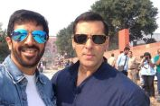 Kabir Khan and Actor Salman Khan