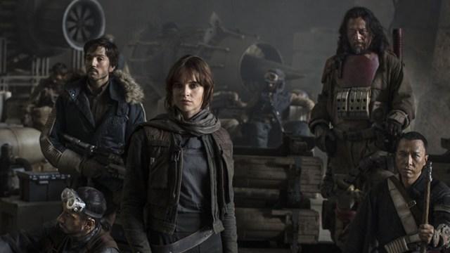 Star Wars Rogue One, Disney, Lucasfilm