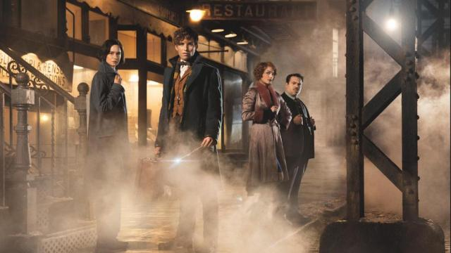 Fantastic Beasts and Where to Find Them,  Warner Bros. Pictures