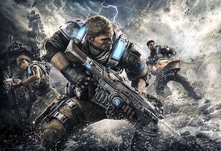 Gears of War 4, Microsoft Studios