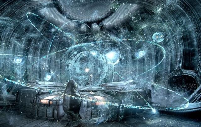 science fiction artwork