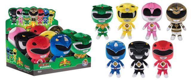 Funko Power Ranger Plush, Funko