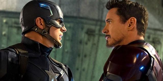 Captain America: Civil War, Marvel Studios