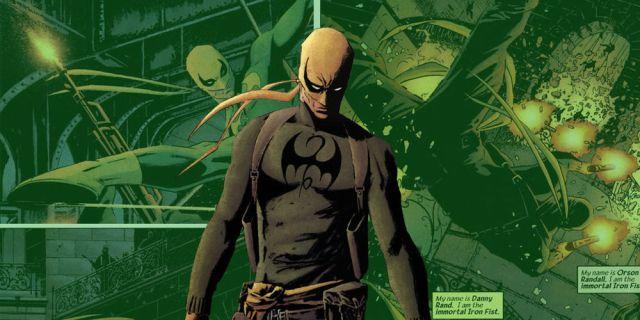 The Last Iron Fist Story, Marvel Comics