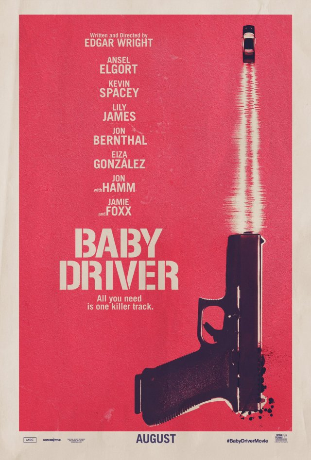 Baby Driver, Big Talk Productions