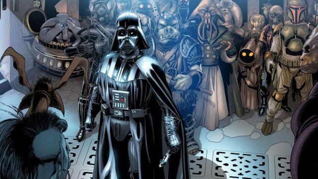 Star Wars Darth Vader Series, Marvel Comics
