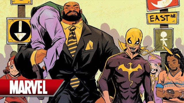Power Man and Iron Fist, Marvel Comics