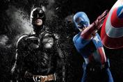 The Dark Knight, Captain America, Warner Brothers, Marvel Studios