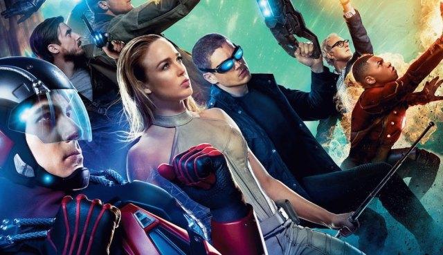 Legends of Tomorrow, CW