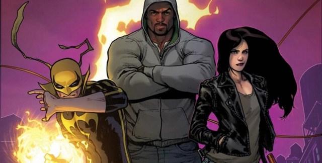 Defenders #1, Marvel Comics