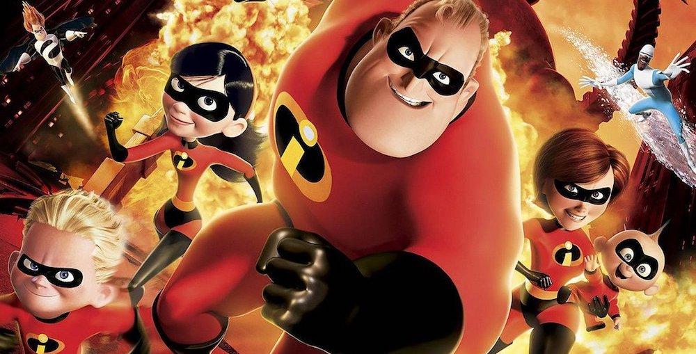 Incredibles 2, Disney