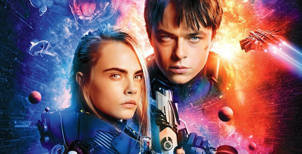 Valerian and the City of a Thousand Planets, EuropaCorp