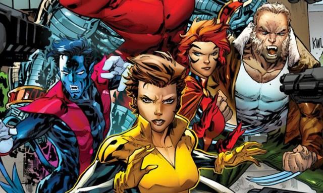 X-Men Gold #7, Marvel Comics