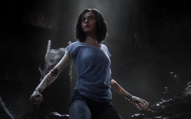 Alita: Battle Angel, Twentieth Century Fox