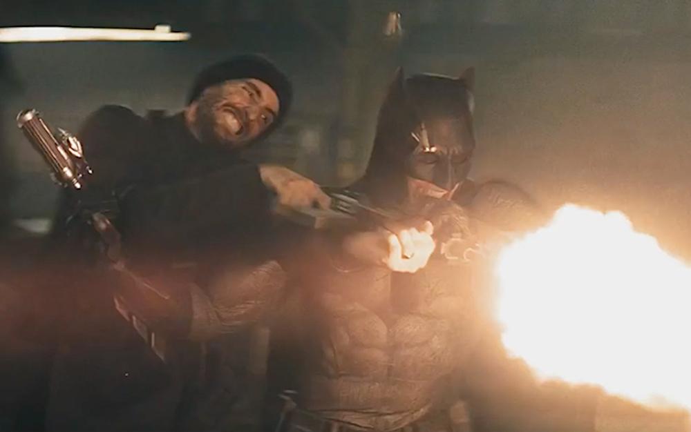 Director Zack Snyder Tries to Defend Batman Killing People in BvS · Popcorn  Sushi