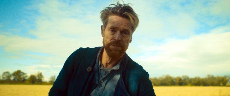 """William Dafoe in """"Van Gogh - An der Schwelle zur Ewigkeit"""" - © DCM"""