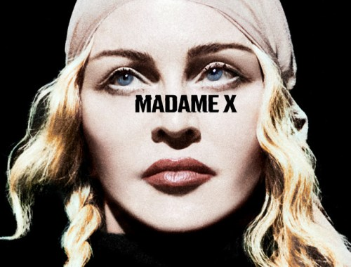 Madame X Album Cover