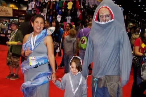 Sharknado Family
