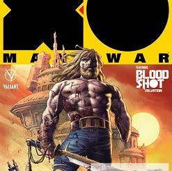 Valiant X-O Man o War