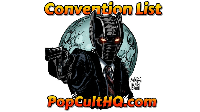 The Complete Comic Con and Cosplay Convention List